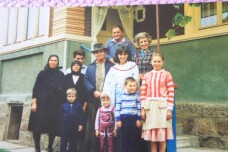 Cum arata Carmen Iohannis in tinerete. Fotografia facuta chiar de Klaus Iohannis, in urma cu mai bine de 25 de ani