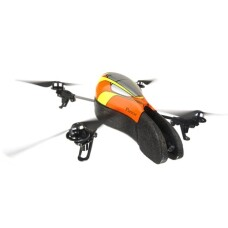 Parrot Drona Quadrocopter galben pt iPhone/iPad/iPod touch - 2 camere