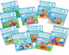 Set Scoala celor 7 pitici (2-3 ani)