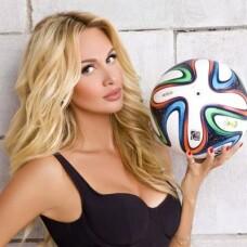 Ne place Vica :) Rusii si-au gasit ambasador pentru Campionatul Mondial din 2018. Cu ce se ocupa: FOTO