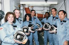 echipaj naveta Challenger 2