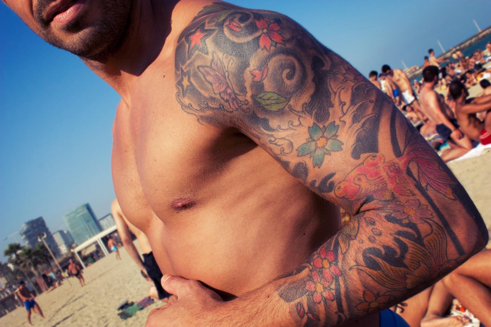 Татуировки для парней на плечо фото
