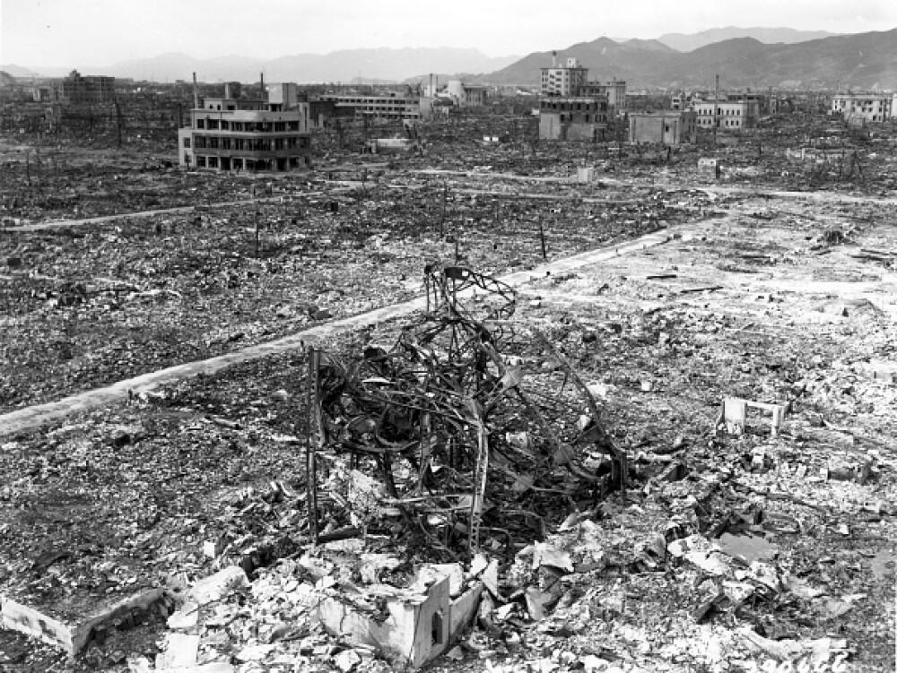 75 de ani de la bombardamentul atomic din Nagasaki, care a ucis 80.000 de oameni