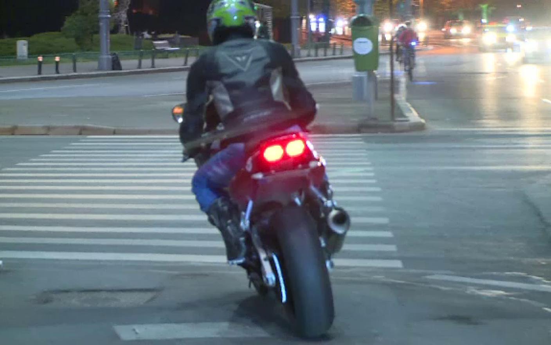Locul de intalnire al motociclistilor din Capitala. Motivul pentru ...