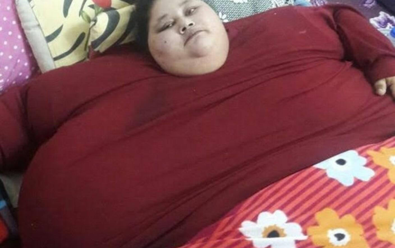 lumea cea mai grea femeie pierde greutate)