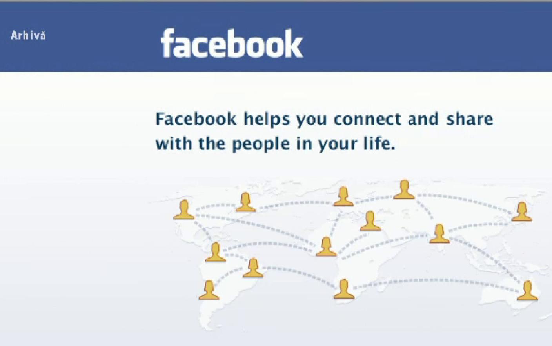 Cautarea unica Facebook)