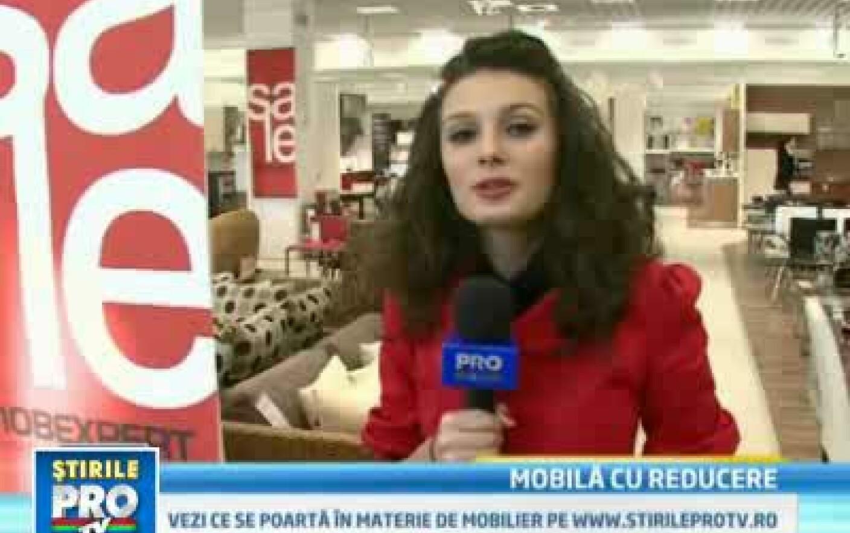 știri despre comerțul cu mobilă)