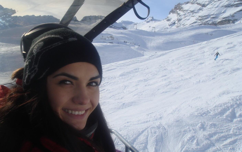 Adriela Morar si-a petrecut vacanta de iarna in Ungaria, Austria si Italia - Stirileprotv.ro