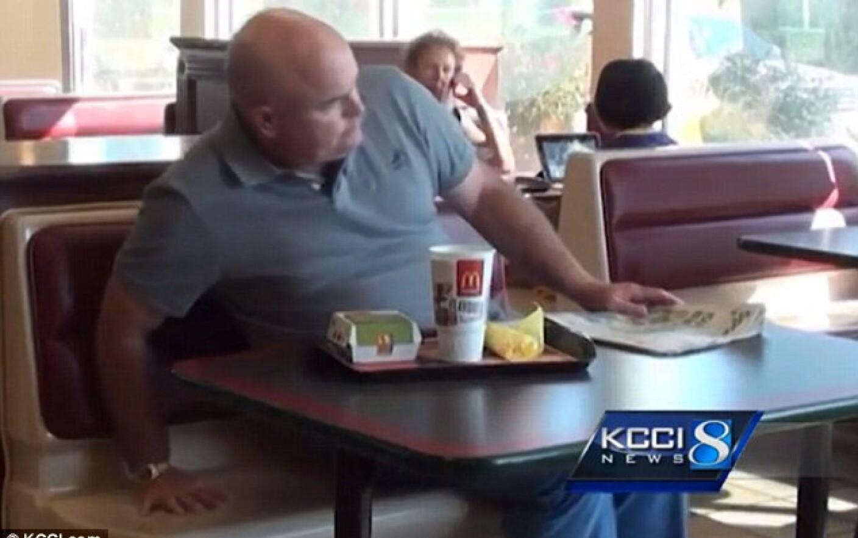 mănâncă mcdonalds și încă mai pierde în greutate)