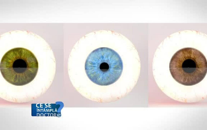 Magia ochilor albastri