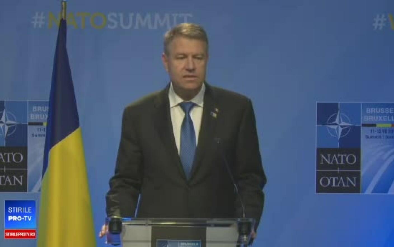 România va trimite mai mulți militari în Afganistan. Mesajul lui Iohannis  după summitul NATO de la Bruxelles - Stirileprotv.ro
