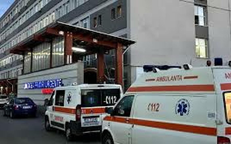târgoviște: două persoane în stare gravă