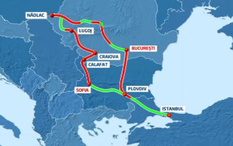 Rolul Podului De La Calafat Pe Harta Transporturilor Europene