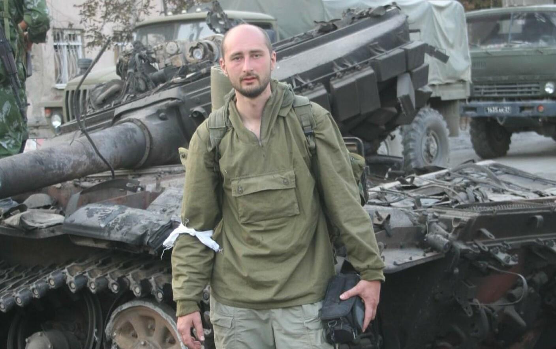 Jurnalistul rus Arkady Babchenko este în viață. Cum și-ar fi ...