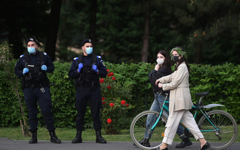 Cine nu este obligat să poarte mască în timpul stării de alertă. Ordinul a fost publicat