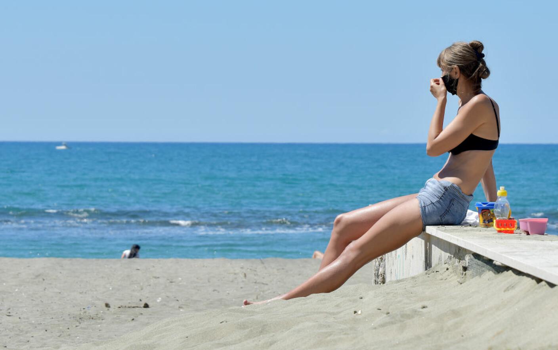 varicele pot face plajă