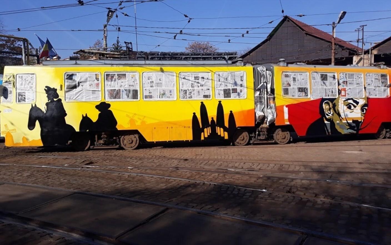 Anunțul STB. Ce tramvaie vor circula fără întrerupere de la 1 iunie