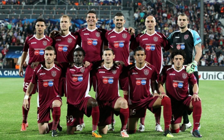 CFR Cluj wins third consecutive championship title in ...  |Cfr Cluj-kups