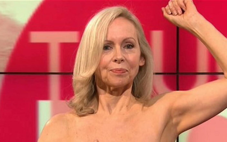 Секс шоу с голыми ведущими, Голое ТВ Каталог эротического видео 22 фотография