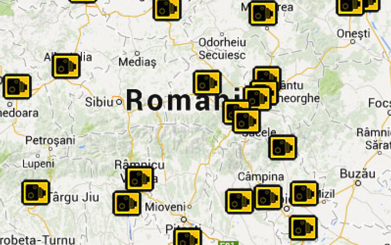 Harta Interactiva Unde Sunt Amplasate Camerele Video Care Vor