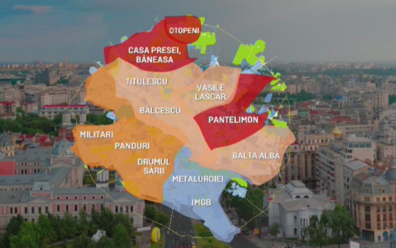 Noua Hartă Seismică A Capitalei Care Sunt Cartierele Cele Mai