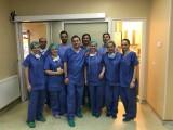 Spitalul Sfânta Maria din Capitală: Pacientul care a fost supus unui transplant pulmonar se simte bine