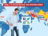 Trucul prin care puteți accesa Facebook sau WhatsApp în țările unde sunt interzise