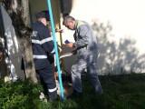 Copii evacuați dintr-o grădiniță din Mogoșoaia, din cauza unui incendiu la un panou electric