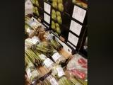 Un român susține că a filmat un șoarece într-un supermarket din Voluntari. VIDEO