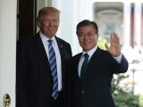 Posibil summit între Coreea de Sud şi SUA, anunțat în luna mai