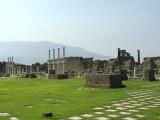 Arheologii au descoperit o frescă erotică în Pompeii, inspirată dintr-o legendă populară