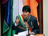 Preşedintele Boliviei, Evo Morales, îşi prezintă demisia