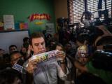 Salvador Nasralla, alegeri honduras