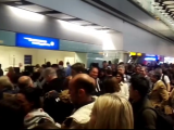 Blocați aeroport