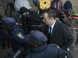 Oscar Pistorius dus la proces