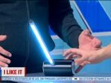 """iLikeIT. Gadget """"made in România"""". De ce este """"specială"""" lampa multifuncțională Roll"""