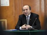 udierea ministrului Justitiei, Tudorel Toader, de catre membrii Comisiei de ancheta, privind arhiva SIPA.
