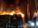 Incendiu cu cel puţin 15 morţi, la o clădire de birouri din Mumbai