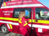 Accident grav în Ploiești. 5 oameni sunt răniți, după ce două trenuri au deraiat