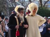 Festivalul de datini și tradiții din Galați. Au participat 300 de colindători
