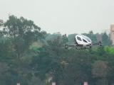 Turist plimbat cu drona, într-un oraș din China. VIDEO