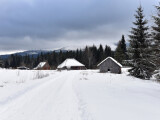 Iarnă în România