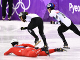 Jong Kwang Bom, JO, patinaj viteza,