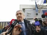 Medicul Mircea Beuran s-a prezentat, miercuri, la sediul Direcţiei Naţionale Anticorupţie.
