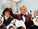 Brigitte Macron, acuzată că se poartă `de parc-ar fi Regina Franței`