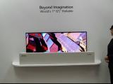 CES 2018: televizorul care se rulează și robotul care îți calcă rufele