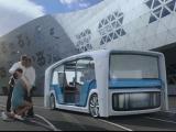 CES 2018. Cum arată mașina care își schimbă aspectul sau autobuzul autonom pentru bătrâni