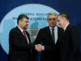 Mihai Tudose, Marcel Ciolacu, Mihai Fifor