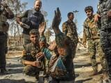 militari kurzi din Rojava