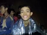 Cine sunt copiii blocați în peștera din Thailanda. Antrenorul, un fost preot budist